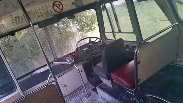 m/o 7793 BEDFORD KM/CCMC (2/72) (Ex Western Rd. Bus Service m/o 5587) (Image from Gumtree Ad November 2014)