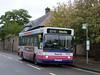 First 46239 (N239KAE), Wells, Somerset, 14th September 2010