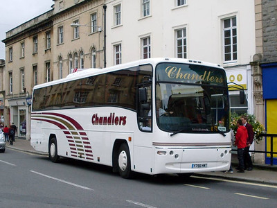 Chandlers Y756HWT, Frome, Somerset, 13th September 2010