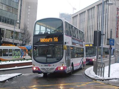 First , Sheffield, 24th December 2009