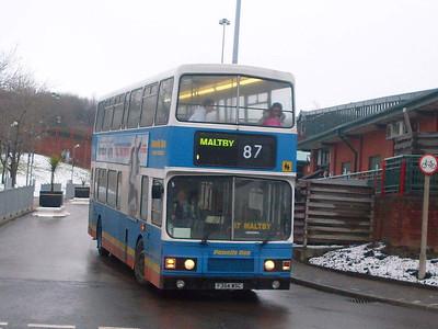 Sheffield, 24th December 2009