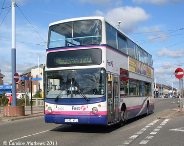 First 31135 (YU52VYL), Manor Top, Sheffield, 9th August 2011
