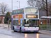 First 32955 (X611HLT), Sheffield, 31st December 2012