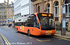 TM Travel 835 (YD63VDX), Church Street, Sheffield, 28th December 2015