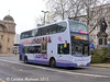 First 33864 (SL14LMJ), Fitzalan Square, Sheffield, 28th December 2015