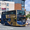 Stagecoach 15193 (YN64AOD), Arundel Gate, Sheffield, 3rd August 2016