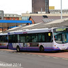 First 60887 (YJ51PZY), Sheffield Interchange, 3rd August 2016