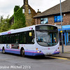 First 60891 (YJ51RGZ), High Street, Ecclesfield, Sheffield, 3rd August 2016