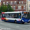 Stagecoach 36726 (YN62BNE), Arundel Gate, Sheffield, 5th August 2016