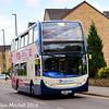 Stagecoach 15712 (YN60CKF), Ecclesfield Common, Sheffield, 3rd August 2016