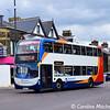 Stagecoach 15707 (YN60CJZ), Ecclesfield Common, Sheffield, 3rd August 2016