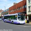 First 69026 (SF55UAU), Pinstone Street, Sheffield, 5th August 2016
