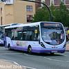 First 63034 (SK63KHM), Arundel Gate, Sheffield, 5th August 2016