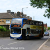 Stagecoach 19042 (SN56AWP), Manchester Road, Stocksbridge, 5th August 2016