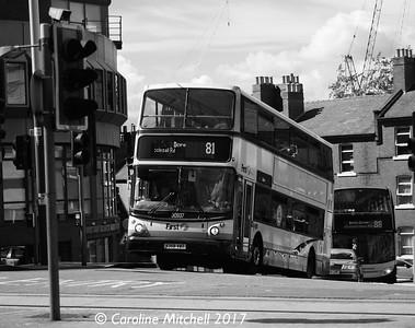 First 30937 (X358VWT), Townhead Street, Sheffield, 5th August 2017