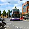 First 30937 (X358VWT), Fitzwilliam Gate, Sheffield, 5th August 2017