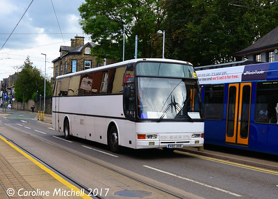 Heatons KBZ3618, Langsett Road, Hillsborough, Sheffield, 8th September 2017