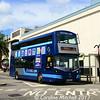 First 35129 (SM65GFZ), Cumberland Street, Sheffield, 5th August 2017