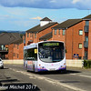 First 60722 (MV02VBP), Ridgeway Road, Gleadless Townend, Sheffield, 5th August 2017