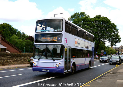 First 32264 (LT52WWK) , Ecclesall Road, Sheffield, 5th August 2017