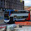Stagecoach 15715 (YN60CKK), Charter Row, Sheffield, 5th August 2017