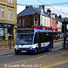 Sheffield Community Transport 13 (YJ54UXO), Langsett Road, Hillsborough, Sheffield, 8th September 2017