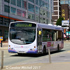 First 60707 (MV02VAF), Charter Row, Sheffield, 5th August 2017