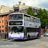 First 32264 (LT52WWK), Moore Street, Sheffield, 5th August 2017