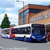 Stagecoach 22643 (YN58CEK), Fitzwilliam Gate, Sheffield, 5th August 2017