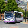 First 63036 (SK63KHP), Charter Row, Sheffield, 5th August 2017