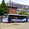 First 63387 (SL16RDV), Charter Row, Sheffield, 5th August 2017