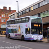 First 33865 (SL14LMK), Pinstone Street, Sheffield, 24th December 2017