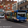 Stagecoach 35112 (YN06WCO), Pinstone Street,, Sheffield, 24th December 2017