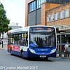 Stagecoach 36188 (YN60FKX), Fitzwilliam Gate, Sheffield, 5th August 2017