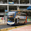 Stagecoach 15828 (YN12GYT), Charter Square, Sheffield, 24th December 2017