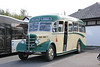 LTT 913, a 1949 Bedford OB/Duple C29F originally new to Sunbeam, Torquay 10/49 and seen at Pwllheli on 9th October 2019.