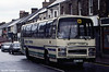Arthur Thomas operated this Ford R1114/Plaxton C53F KVC 384V on its Swansea to Loughor service. The vehicle originated with Lewis, Pailton.