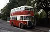 Eynon's ex-Brighton PD2/Weymann H37/27F BUF 528C, photographed at Llanelli.