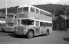 How many AEC Regent Vs carried the fleet number 1? Here's Taff-Ely's entry, NNY 758E with Metro-Cammell H34/26F of 1967.