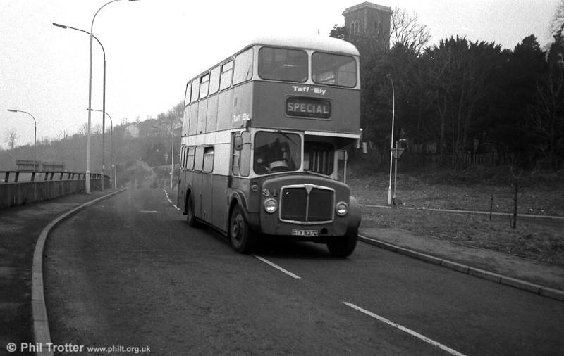 AEC Regent V/Longwell Green H34/26F 94 (GTX 937D).