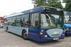 Metrobus (Crawley) 556 (YN55 PWU) is a Scania N94UB /B34D seen at Swansea on 17th June 2007.