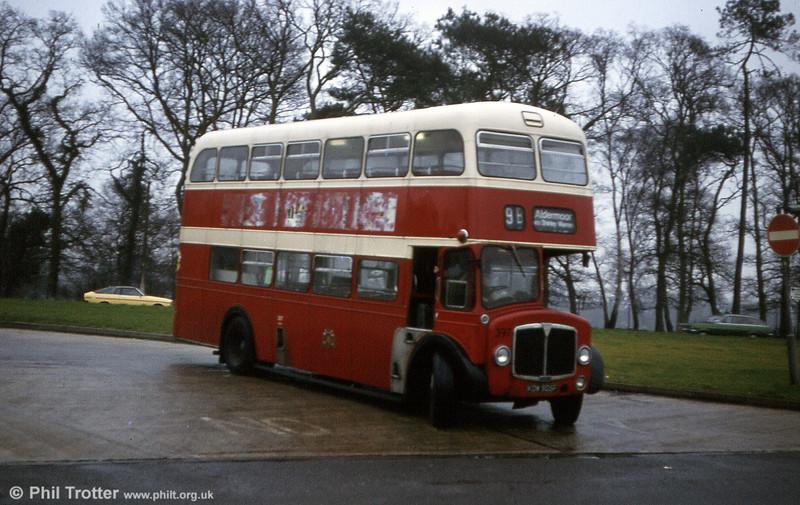 Southampton AEC Regent V 397 (KOW 905F)