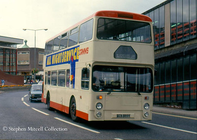 Another of Camms ex Western SMT Northern Counties bodied Leyland Fleetlines was 53 (ECS889V)