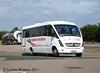 Fourway Coaches YN58CFU, Stratford Upon Avon, 1st July 2011