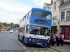 Stagecoach 16600 (N520XER) Stratford Upon Avon, 1st July 2011