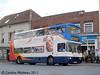 Stagecoach 16768 (S768SVU), Stratford Upon Avon, 1st July 2011