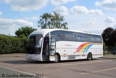 Travellers Choice 5129UA, Stratford Upon Avon, 1st July 2011