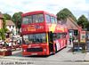 Stagecoach 16534 (P534EFL), Stratford Upon Avon, 1st July 2011