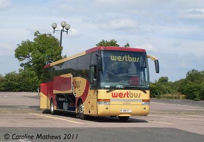 Westbus WIB117, Stratford Upon Avon, 1st July 2011