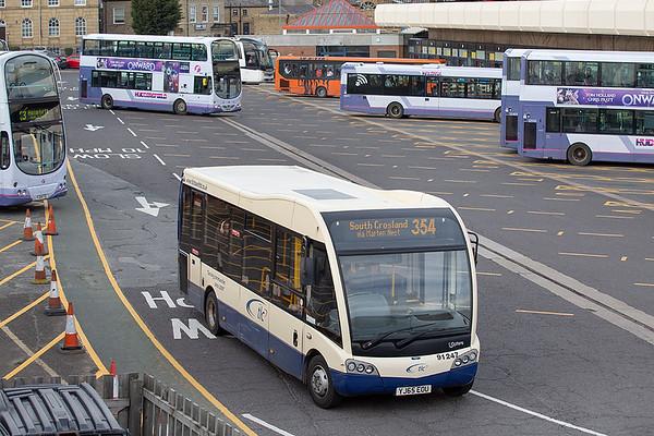 91247 YJ65EOU, Huddersfield 16/3/2020